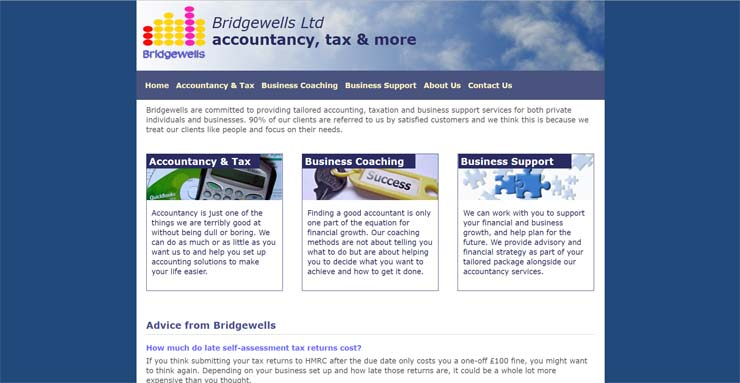 Bridgewells Ltd